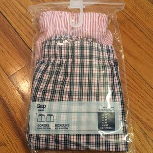 Gap two pack of boxers